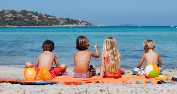 Sun for Kids di Lancaster, la nuova linea di creme solari per bambini