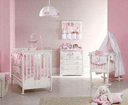 Cameretta ikea neonato decorare la tua casa for Cameretta rosa