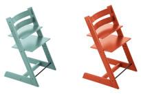 Tripp Trapp, la sedia di Stokke che si adatta alla crescita del bambino