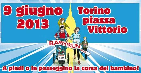 Quercetti corre con Baby Run 2013, la prima gara podistica per bambini in Italia