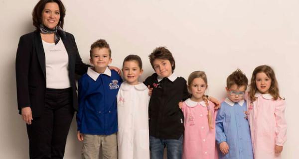 Tata Adriana consiglia i grembiuli per scuola e asilo HappySchool by Siggi