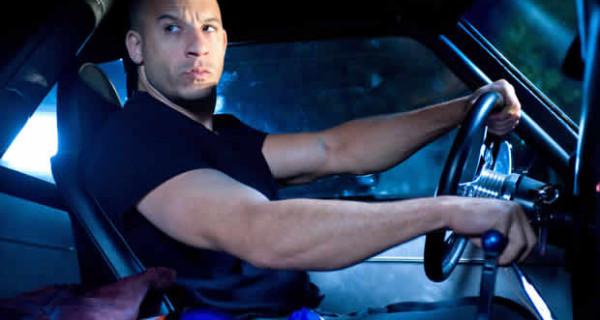 Vin Diesel regala un'auto sportiva alla figlia di 5 anni