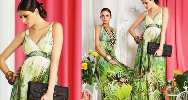 Estremamente Il vestito perfetto per essere eleganti anche con il pancione  XV12