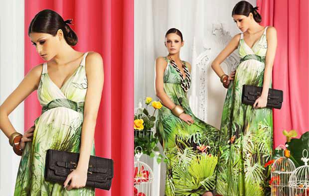 Il vestito perfetto per essere eleganti anche con il pancione 4c7f929bd5a