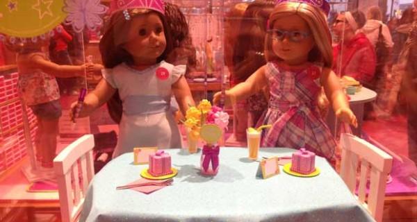 American Girl Store a New York: il paradiso delle bambole
