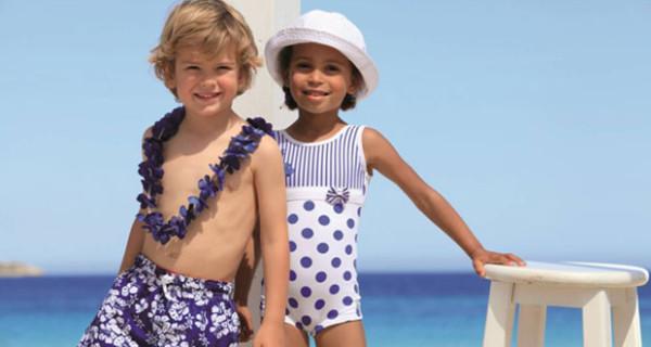 Costumi mare per bambini: l'esclusiva collezione estate 2013 di Archimède