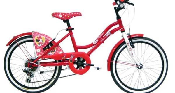 Bicicletta, abbigliamento e giochi per la spiaggia di Disney