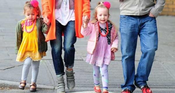 Le figlie di Sarah Jessica Parker alla moda come la mamma