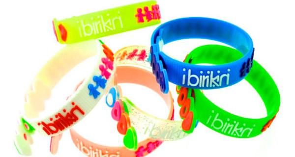 B. Funny Junior, i bracciali colorati per bambini creati da i Birikini