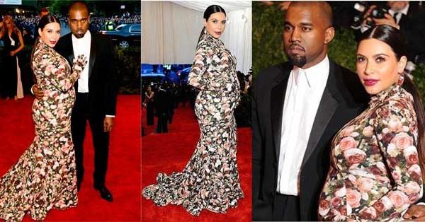 MET Gala: L'abito criticato di Givenchy scelto dalla futura mamma Kim Kardashian