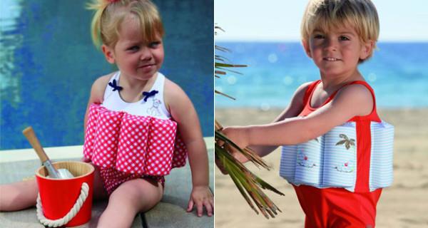 Costumi da bagno per bambini ecco i modelli di noukie 39 s - Bagno per bambini ...