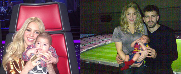 Shakira abbandona The Voice per dedicarsi al figlio Milan