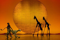 Musical a Broadway per bambini: The Lion King