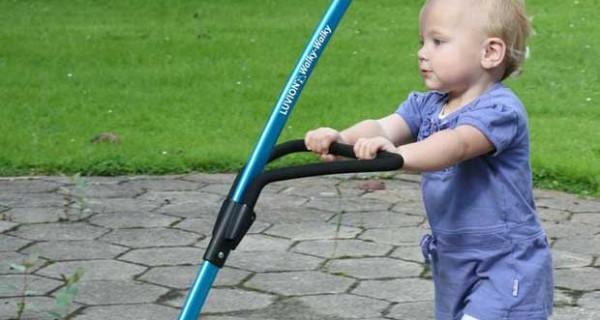 Walky, la soluzione per insegnare ai bambini a camminare