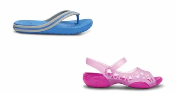 I modelli di sandali Crocs perfetti per i bambini