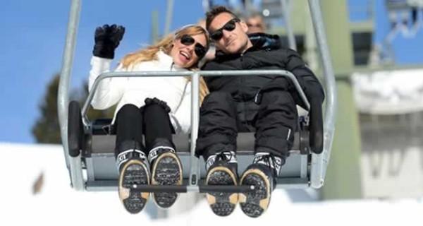 La coppia vip Totti-Blasi in attesa del terzo figlio?