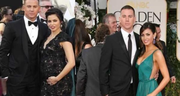 Channing Tatum, l'attore di Magic Mike, è diventato un (sexy) papà