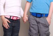 La cintura colorata e riciclabile che va bene ad adulti e bambini