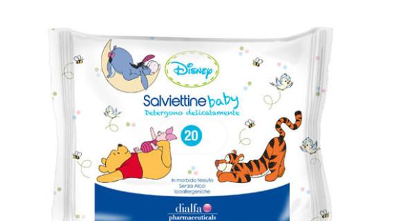 Prodotti Disney per il beauty case dei bimbi