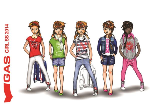 gas-girls