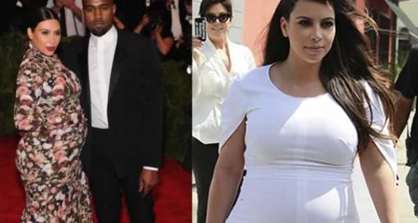 Benvenuta Kymie, figlia di Kim Kardashian e Kayne West