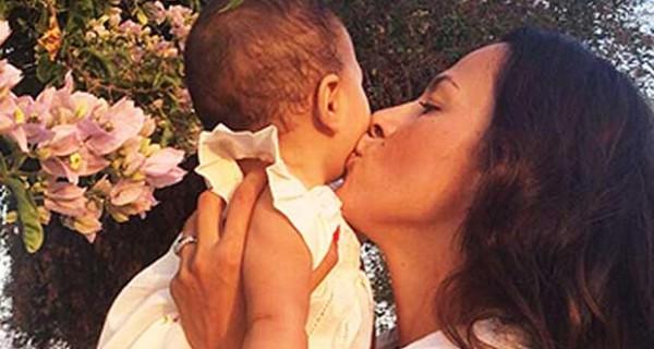 Magda Gomes mostra per la prima volta la sua bimba: ecco Yasmin