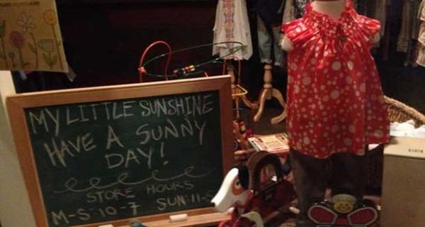 My Little Sunshine: l'innovativo negozio per bambini nel cuore di Chelsea, New York