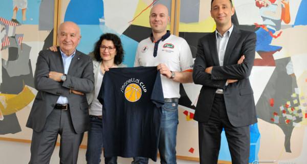 Grande successo per la Simonetta Cup: il torneo di basket under 13