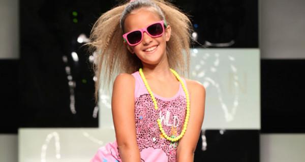 Children's Fashion from Spain: la sfilata a Pitti Bimbo di moda infantile spagnola
