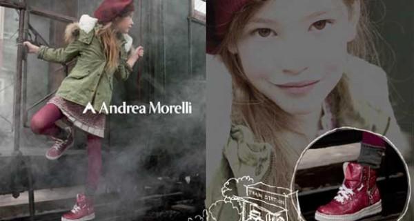 Andrea Morelli Teen, la nuova collezione FW 2013-2014 per bambine trendy