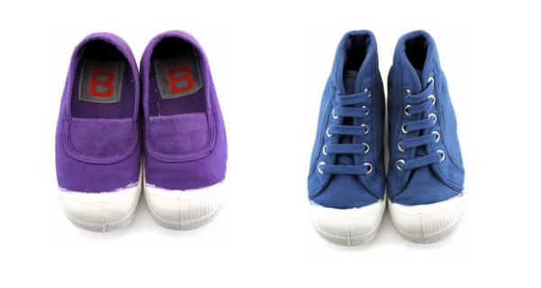 Back to School, le nuove scarpe Bensimon per rientrare in classe