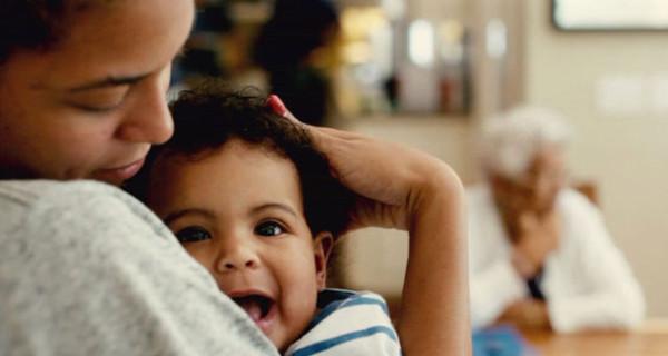 Beyoncé si rilassa con la figlia Blu Ivy
