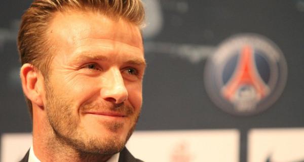 David Beckham supporta la ricerca sull'epilessia infantile