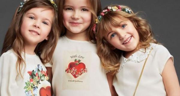 Dolce & Gabbana, la collezione bambina AI 2013-2014 ispirata alla Sicilia