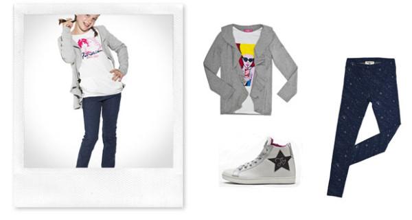 Fiorucci Youngwear: i capi per l'autunno delle piccole amanti della moda