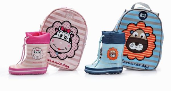 Back to School, Gioseppo Kids inaugura l'autunno con i nuovi stivali in gomma