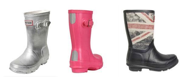 separation shoes aed32 c3846 Stivali della pioggia: i nuovi colori degli Hunter per ...