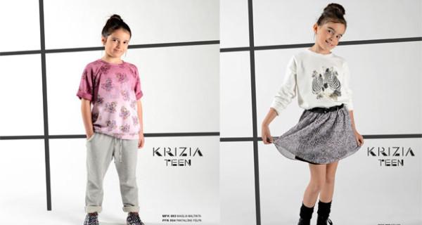 Nasce Krizia Teen, la nuova linea pensata per le bambine alla moda