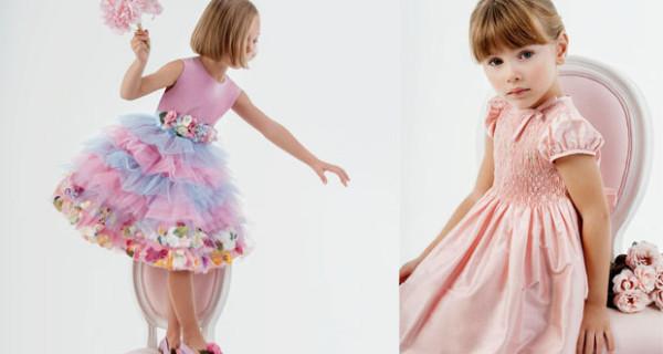 Abiti da sogno per le piccole principesse di oggi: le proposte di Lesy