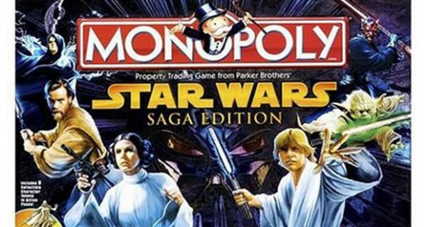 Monopoly Star Wars Edition: che la Forza sia con te!
