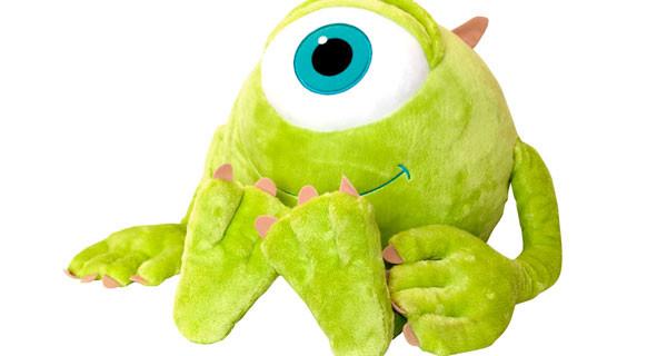 Prodotti dedicati a Monsters University in attesa dell'uscita al cinema