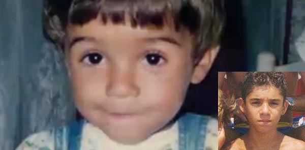 Moreno Donadoni: il rapper di Amici da bambino