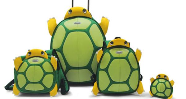 Zaini e valigie con le tartarughe: la nuova collezione di Samsonite Kids