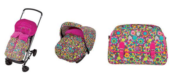 Tuc Tuc presenta i nuovi e colorati sacchi da passeggino per il prossimo inverno