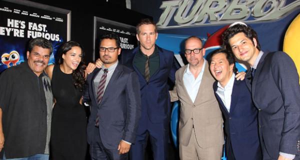 Arriva Turbo: il nuovo film d'animazione della DreamWorks. Foto Premiere