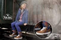 Walk Safari, scarpe casual e alla moda nella collezione FW2013 per bambino