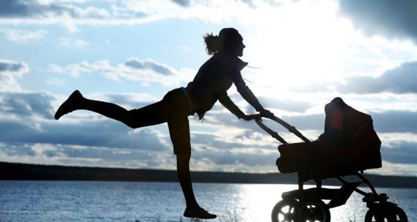Fare ginnastica con il passeggino, è possibile! Ecco come e dove