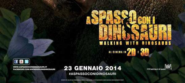 A Spasso con i Dinosauri, il nuovo film in 3D per tutta la famiglia [Foto]