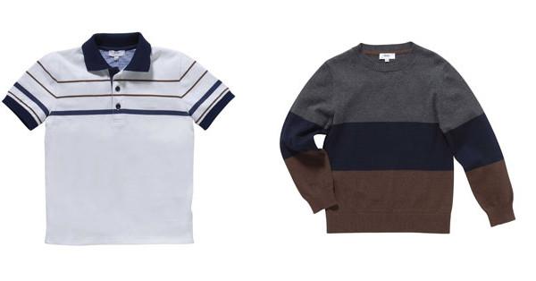 Hugo Boss, i nuovi capi della collezione AI 2013 Kidswear