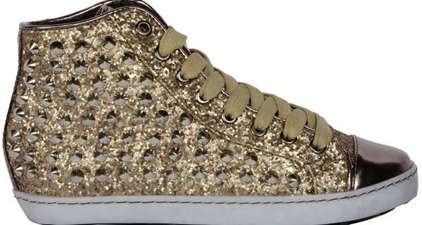 Borchie e Paillettes protagoniste delle nuove sneakers di Colors of California